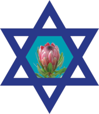 SAJAC LOGO - South African Jewish American Community