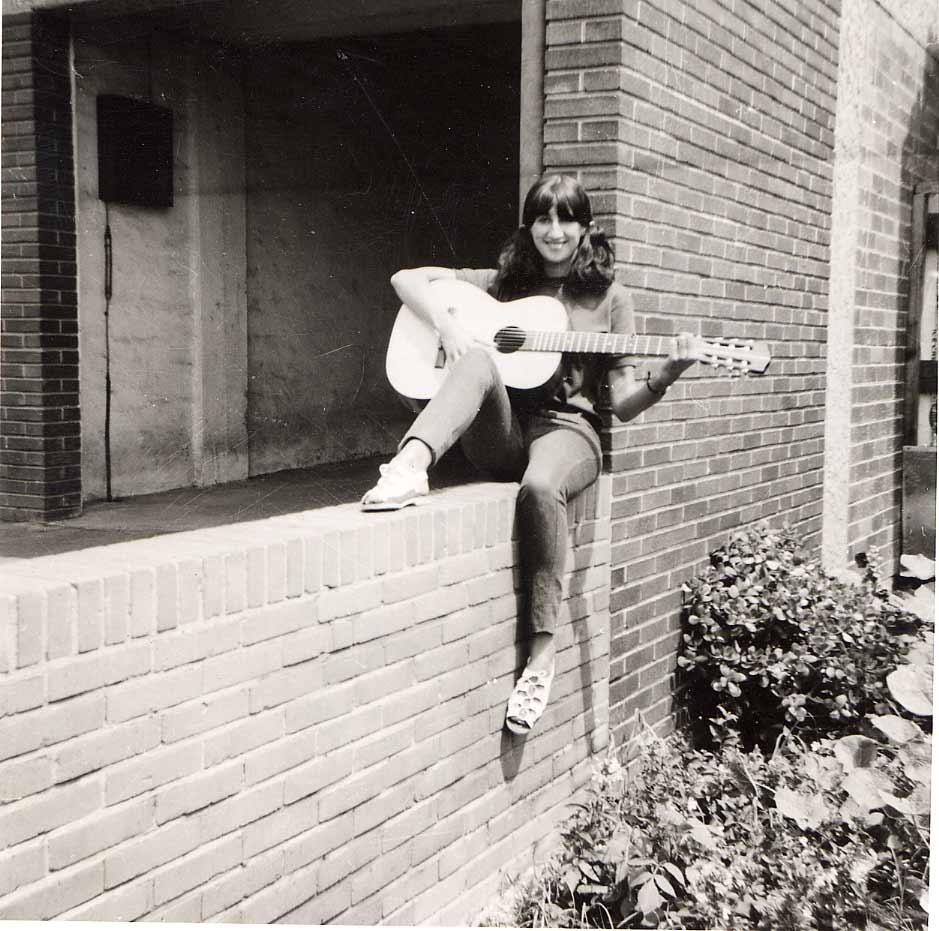 Ann Lapedus Brest 1967 Yeoville JHB So Africa